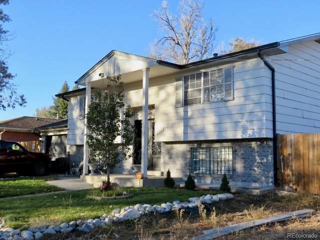 5081 Troy Street, Denver, CO 80239 (#4003137) :: Real Estate Professionals