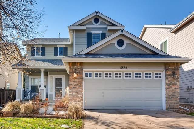 5635 S Harlan Street, Denver, CO 80123 (#4003375) :: Colorado Home Finder Realty