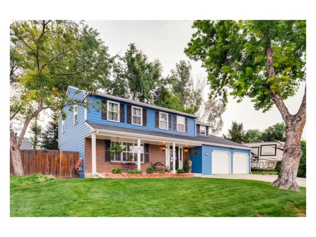 11061 W 71st Place, Arvada, CO 80004 (MLS #4003507) :: 8z Real Estate