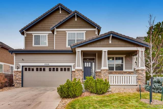 5808 S Duquesne Court, Aurora, CO 80016 (#4003644) :: Realty ONE Group Five Star