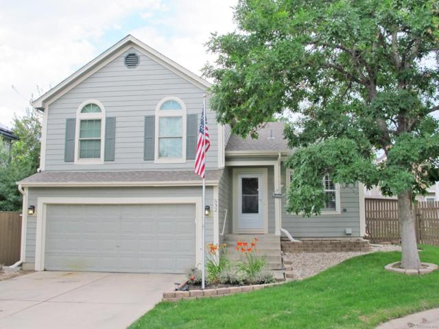 532 White Cloud Drive, Highlands Ranch, CO 80126 (#4003967) :: Mile High Luxury Real Estate