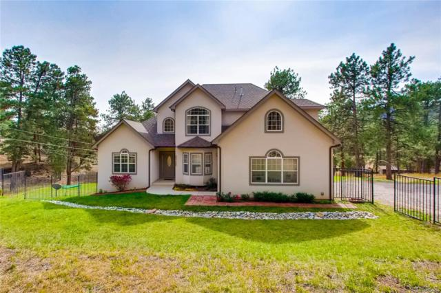 23152 Shoshone Road, Indian Hills, CO 80454 (#4003969) :: Hometrackr Denver