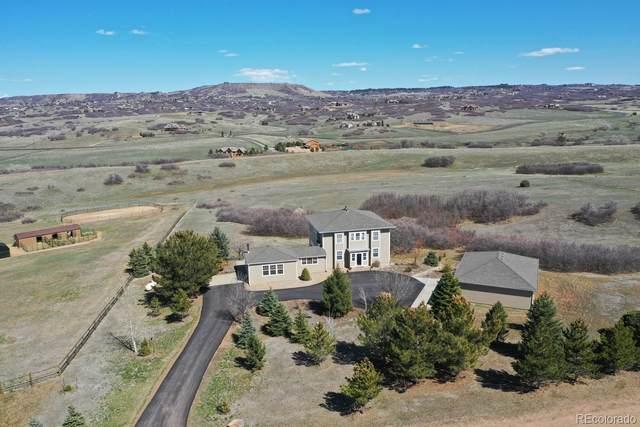 284 Sly Fox Way, Sedalia, CO 80135 (MLS #4004427) :: 8z Real Estate