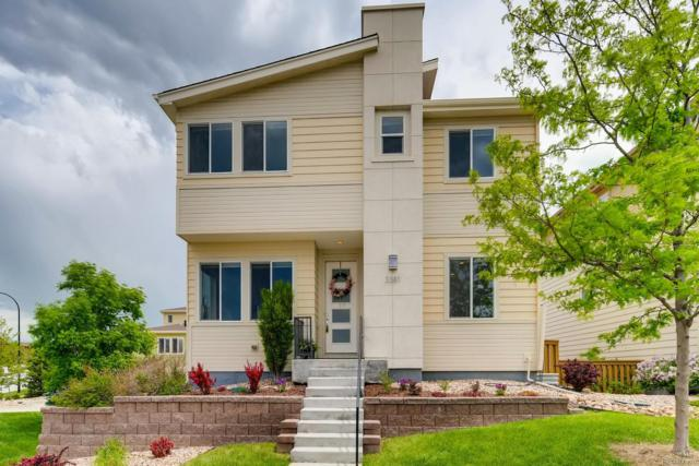 3381 Cranston Circle, Highlands Ranch, CO 80126 (MLS #4004428) :: 8z Real Estate