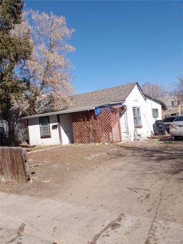 436 S Osceola Street, Denver, CO 80219 (MLS #4004518) :: 8z Real Estate