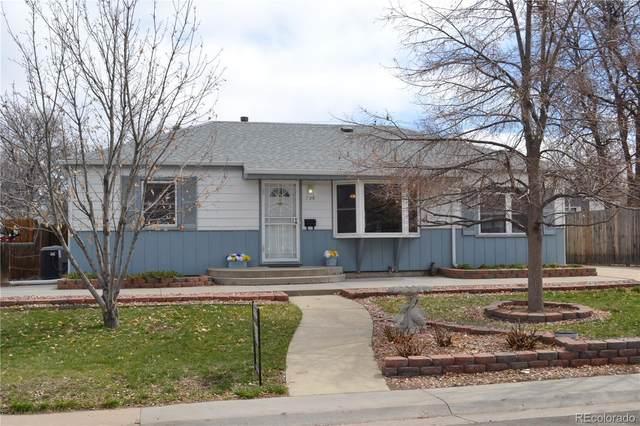 796 Kenton Street, Aurora, CO 80010 (#4004575) :: The HomeSmiths Team - Keller Williams