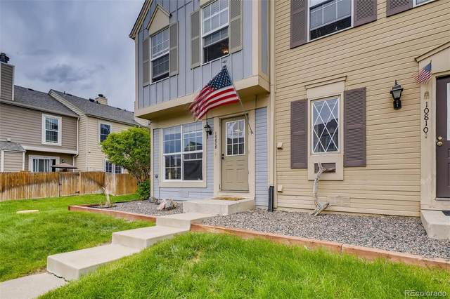 10808 Bayfield Way, Parker, CO 80138 (#4004697) :: The Harling Team @ HomeSmart