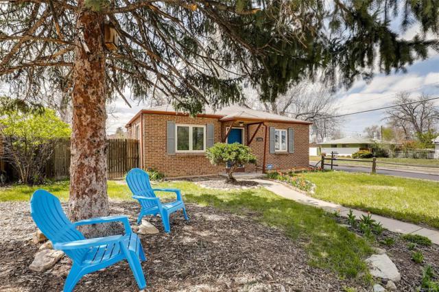 1695 Tamarac Street, Denver, CO 80220 (#4004782) :: The Pete Cook Home Group