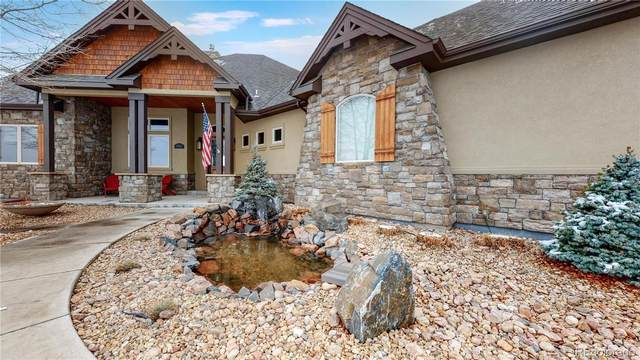 4742 Soaring Peaks Drive, Loveland, CO 80537 (#4004970) :: The Dixon Group
