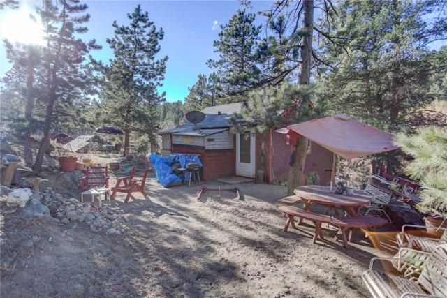 4972 Little Cub Creek Road, Evergreen, CO 80439 (#4004979) :: The City and Mountains Group