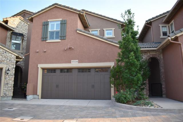 9508 Pendio Court, Highlands Ranch, CO 80126 (#4005430) :: The DeGrood Team