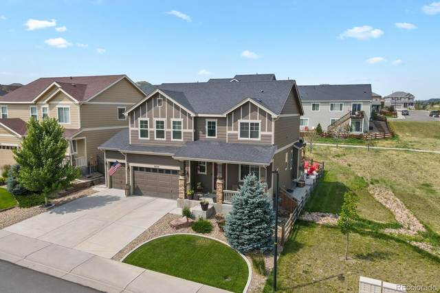 7723 Grady Circle, Castle Rock, CO 80108 (#4005591) :: Berkshire Hathaway HomeServices Innovative Real Estate