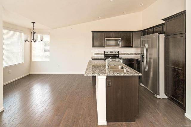 15195 E 16th Place #103, Aurora, CO 80011 (#4005700) :: The DeGrood Team