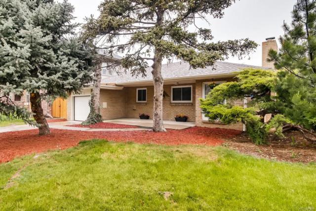 850 Krameria Street, Denver, CO 80220 (#4005799) :: The HomeSmiths Team - Keller Williams