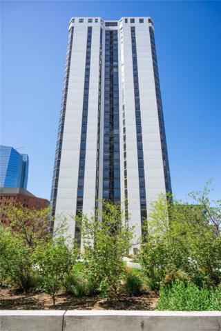 1625 Larimer Street #2604, Denver, CO 80202 (MLS #4006228) :: Bliss Realty Group