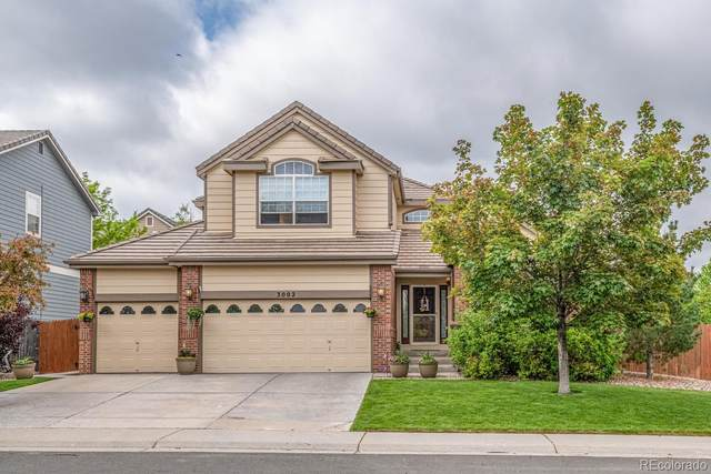 3002 E 137th Place, Thornton, CO 80602 (#4006410) :: The Griffith Home Team