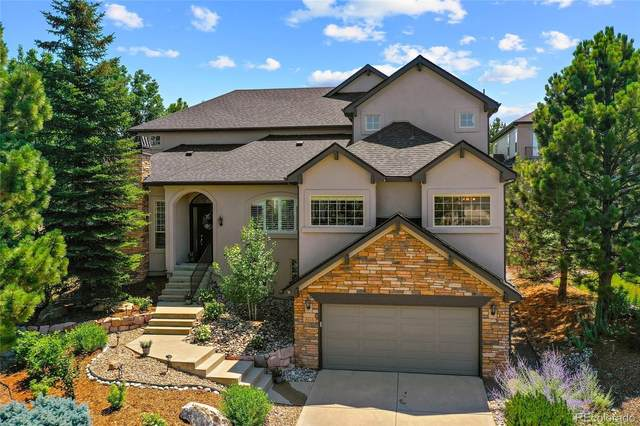 7116 Forest Ridge Circle, Castle Pines, CO 80108 (#4006445) :: Compass Colorado Realty