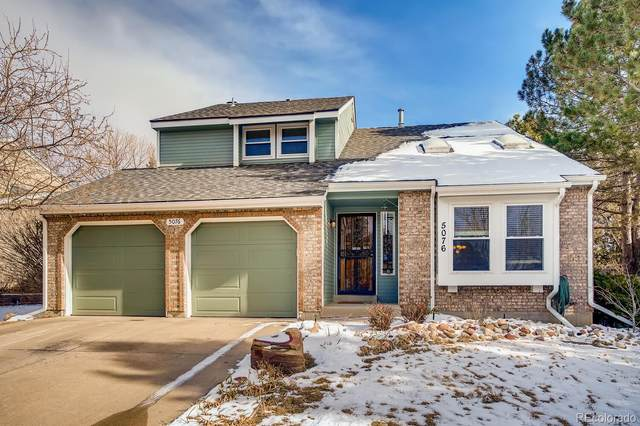 5076 S Evanston Street, Aurora, CO 80015 (#4006527) :: The DeGrood Team