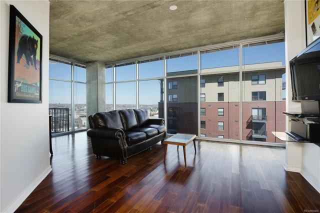 1700 Bassett Street #1013, Denver, CO 80202 (#4006709) :: Hometrackr Denver