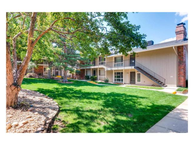 6495 E Happy Canyon Road #136, Denver, CO 80237 (MLS #4006785) :: 8z Real Estate