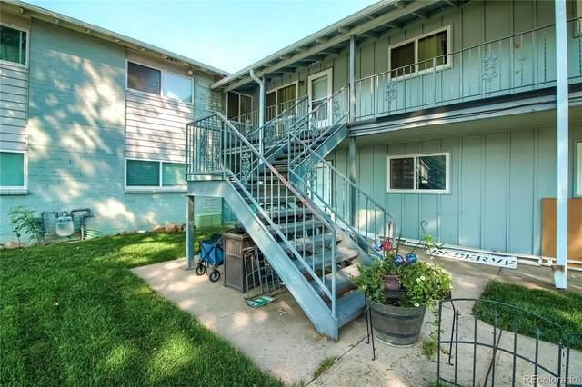2515 S Sheridan Boulevard #20, Lakewood, CO 80227 (#4007465) :: You 1st Realty