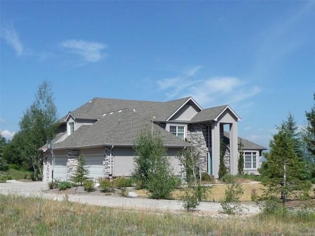4591 High Spring Road, Castle Rock, CO 80104 (MLS #4007517) :: 8z Real Estate