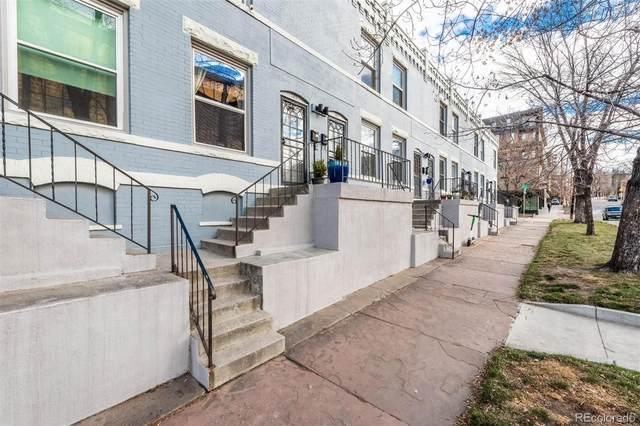 125 E 8th Avenue, Denver, CO 80203 (#4007550) :: Re/Max Structure