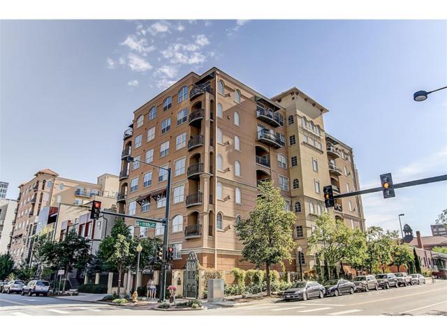 1100 Cherokee Street #303, Denver, CO 80204 (MLS #4007801) :: 8z Real Estate