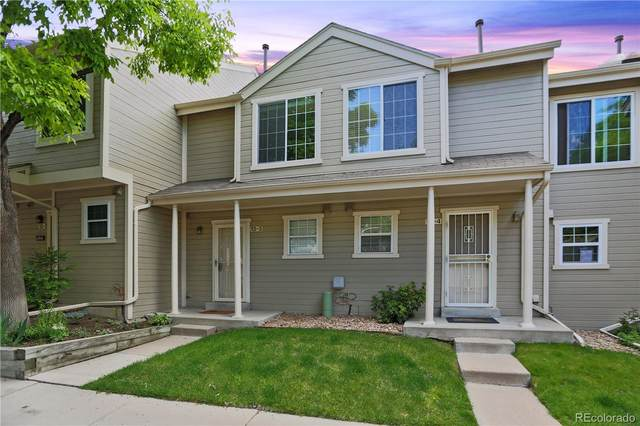1818 S Quebec Way B13-3, Denver, CO 80231 (MLS #4007806) :: Bliss Realty Group