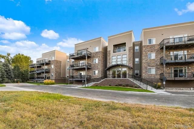 6000 W Floyd Avenue #308, Denver, CO 80227 (#4008486) :: The Dixon Group