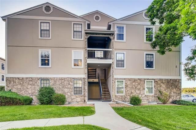 5443 W 76th Avenue #411, Arvada, CO 80003 (#4008509) :: Wisdom Real Estate