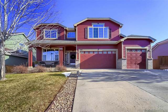 2383 Norfolk Street, Erie, CO 80516 (#4008618) :: The Griffith Home Team