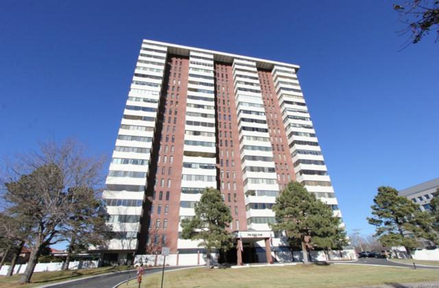3131 E Alameda Avenue #803, Denver, CO 80209 (#4008670) :: The Peak Properties Group