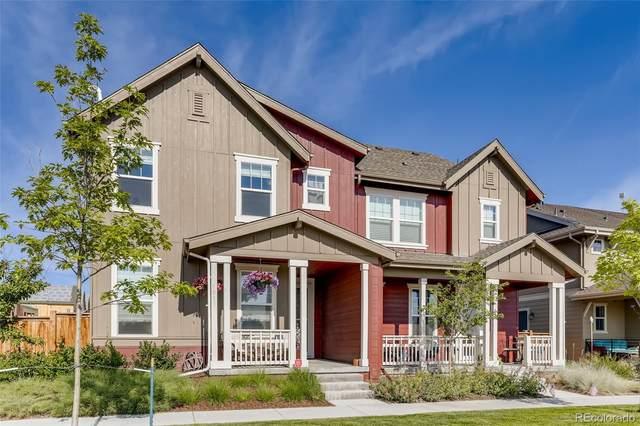 5815 Hanover Street, Denver, CO 80238 (#4008850) :: The Griffith Home Team