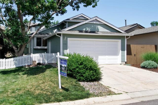 593 Longfellow Lane, Highlands Ranch, CO 80126 (MLS #4008851) :: 8z Real Estate