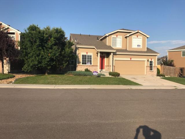 5260 Creek Way, Parker, CO 80134 (MLS #4008918) :: 8z Real Estate