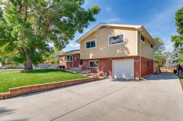 6681 S High Street, Centennial, CO 80121 (MLS #4009275) :: 8z Real Estate