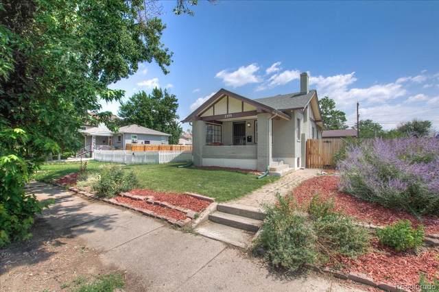 2394 S Lincoln Street, Denver, CO 80210 (MLS #4009368) :: Find Colorado