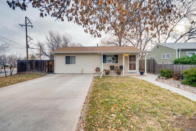 2100 S Hooker Way, Denver, CO 80219 (#4009435) :: HomePopper