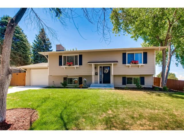 7324 E Hinsdale Drive, Centennial, CO 80112 (MLS #4009593) :: 8z Real Estate