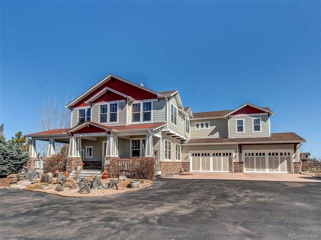 33610 Tribute Circle, Elizabeth, CO 80107 (#4009651) :: The Brokerage Group