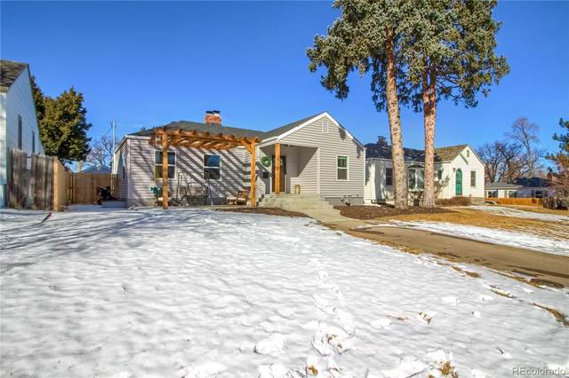 2611 S Humboldt Street, Denver, CO 80210 (#4010452) :: Re/Max Structure