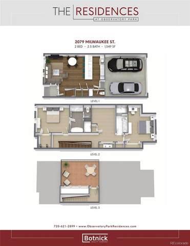 2079 Milwaukee Street, Denver, CO 80210 (#4010474) :: The Artisan Group at Keller Williams Premier Realty