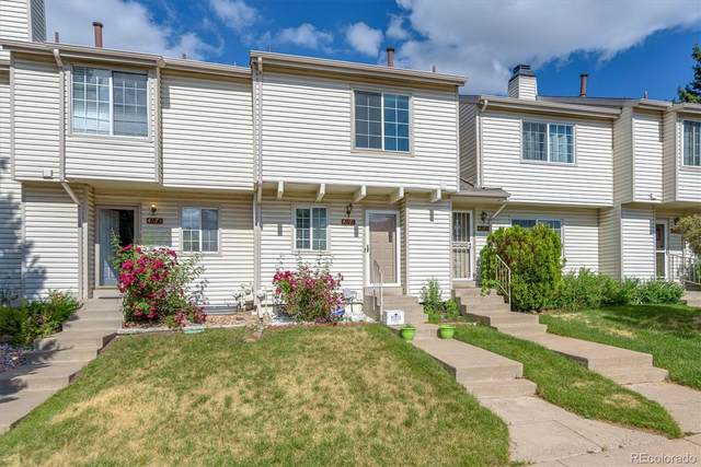 4117 S Mobile Circle C, Aurora, CO 80013 (#4010547) :: The DeGrood Team