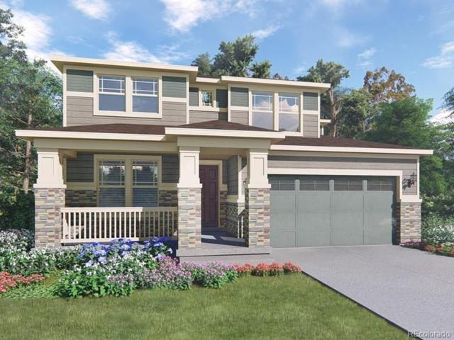 9592 Keystone Trail, Parker, CO 80134 (#4010586) :: The Griffith Home Team