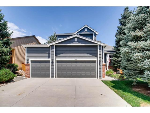 145 Estack Place, Highlands Ranch, CO 80126 (MLS #4010763) :: 8z Real Estate