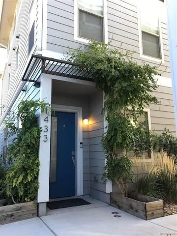 1433 Irving Street, Denver, CO 80204 (MLS #4010928) :: Wheelhouse Realty