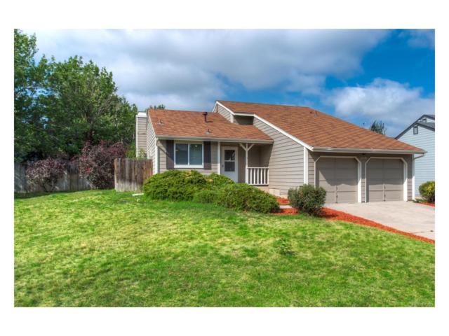 18334 E Crestline Circle, Centennial, CO 80015 (MLS #4011011) :: 8z Real Estate