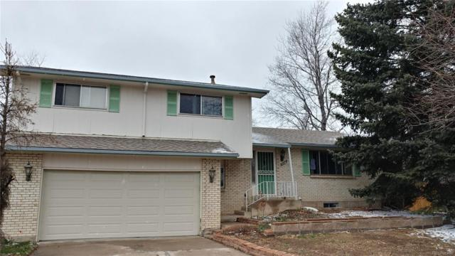 13673 Libra Court, Littleton, CO 80124 (#4011238) :: The Peak Properties Group