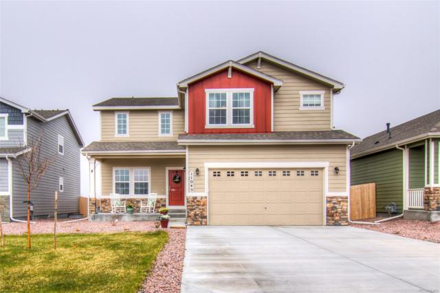 11045 Scenic Brush Drive, Peyton, CO 80831 (#4011291) :: The Griffith Home Team